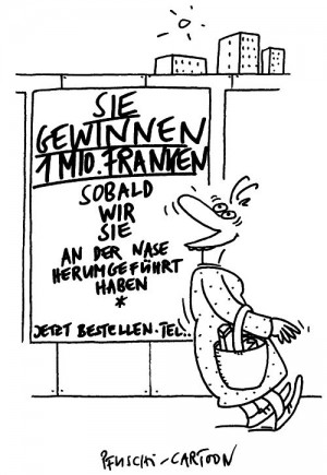 Gewinnversprechen_Pfuschi-Cartoon