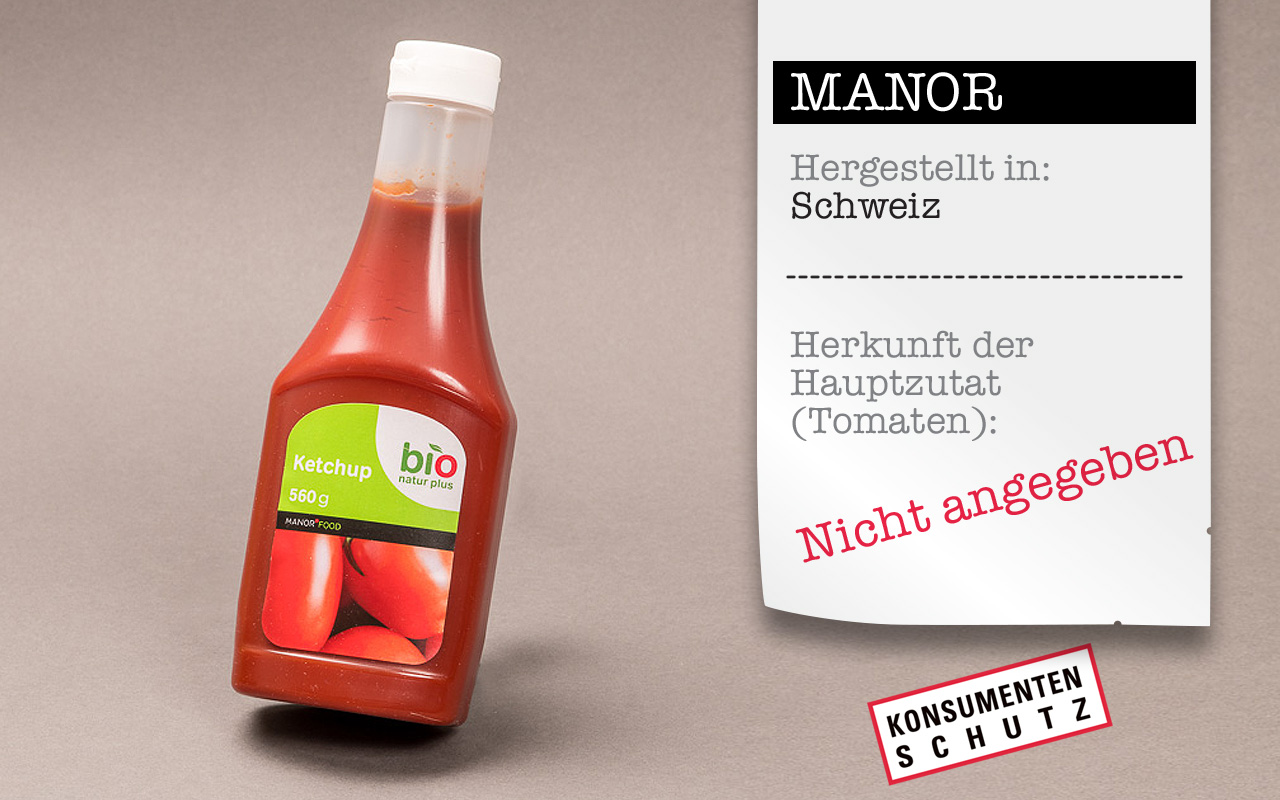 Herkunftsdeklaration  Manor-Ketchup_bio-nature-plus_DE